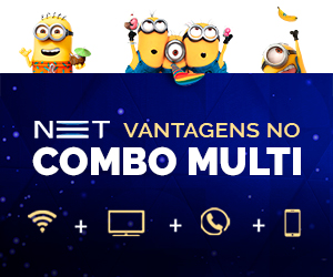 Vantagens NET Combo Multi