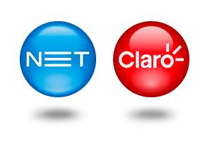 NET e Claro