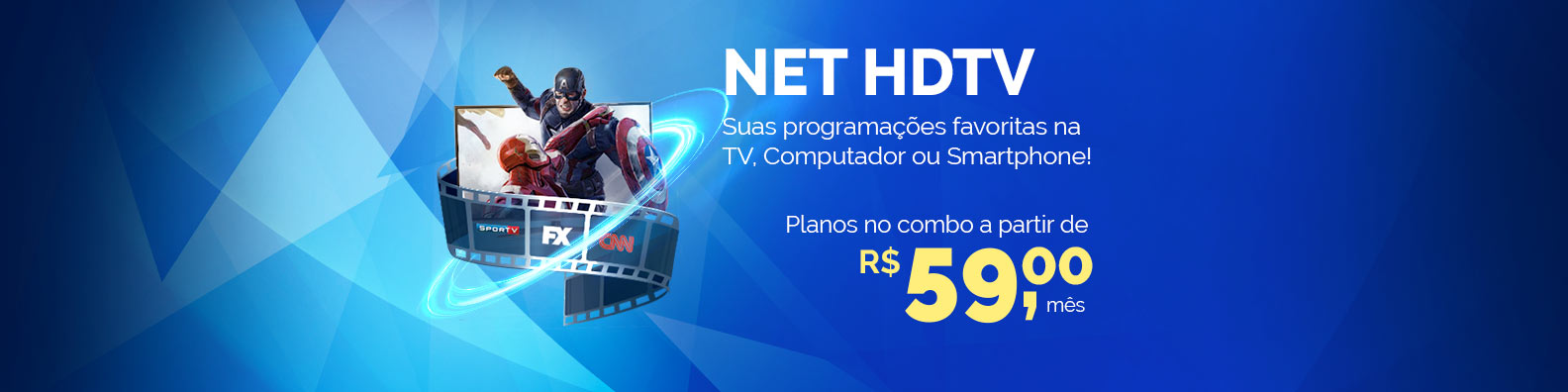 home net virtua 15 mega mais de 150 canais net fone por apenas 179 nos 3 primeiros meses