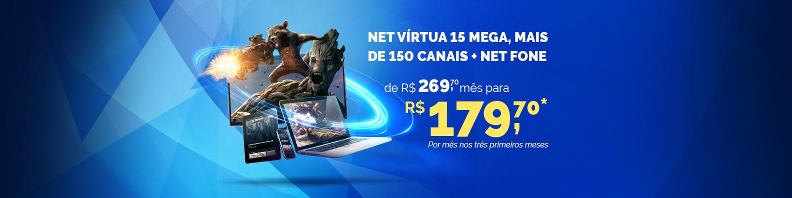 NET Combo 15 Mega